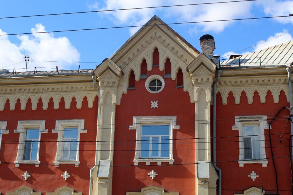 Базановский дом
