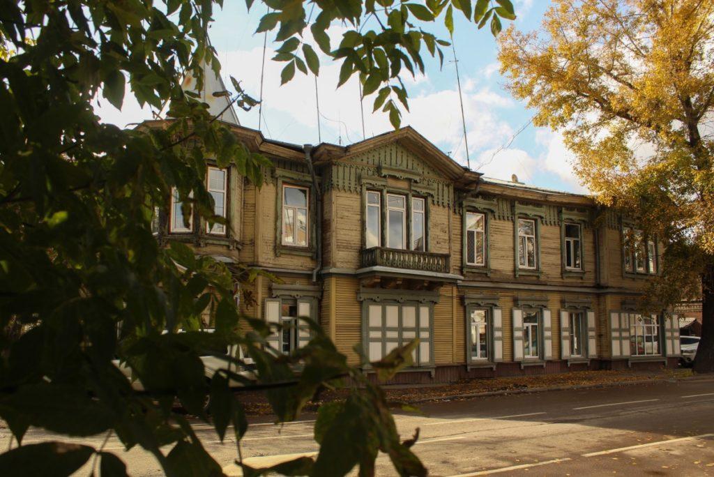 Метрополь Иркутск