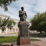 памятник М. Сперанскому