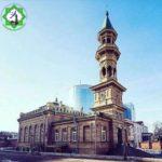 Иркутская Соборная Мечеть