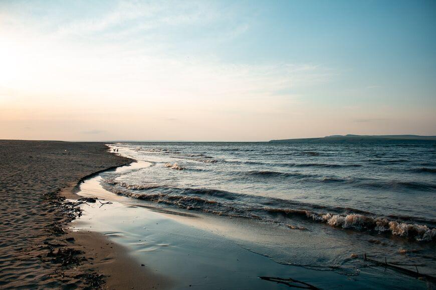 Золотые пески в Братском море