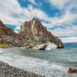 Мыс Бурхан, остров Ольхон