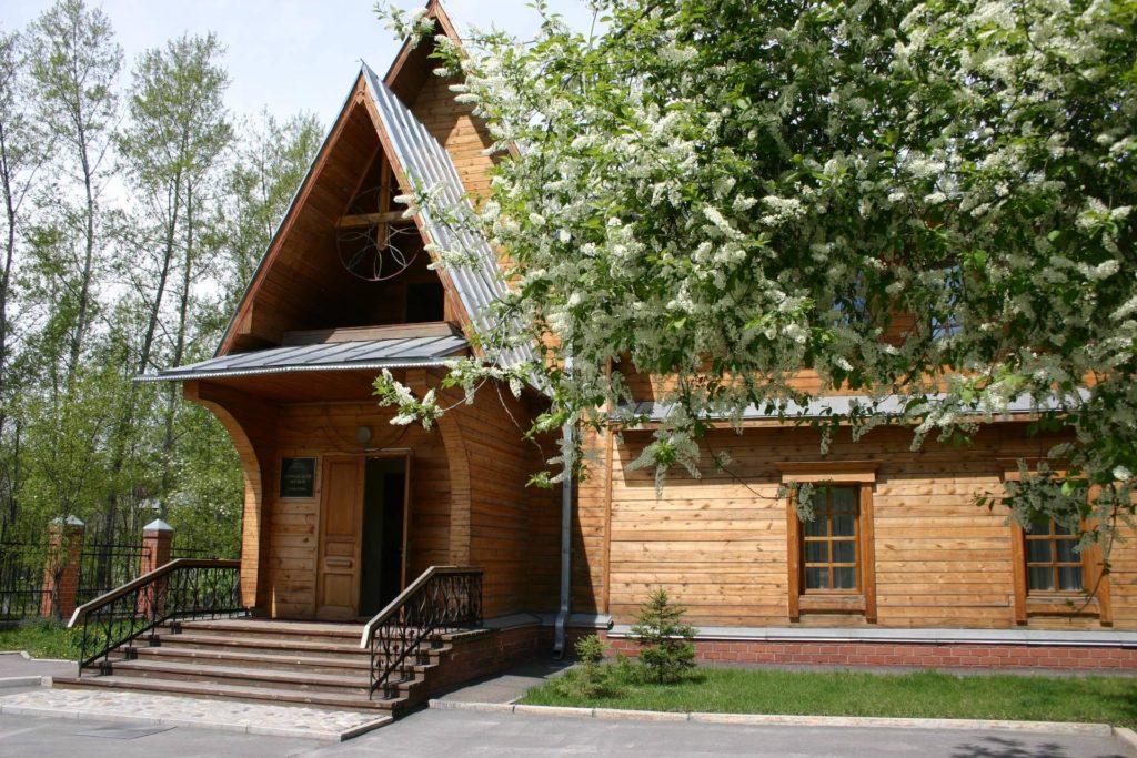 Музей Г.И. Шелехова