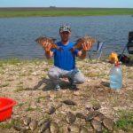 Рыбалка наБратском водохранилище