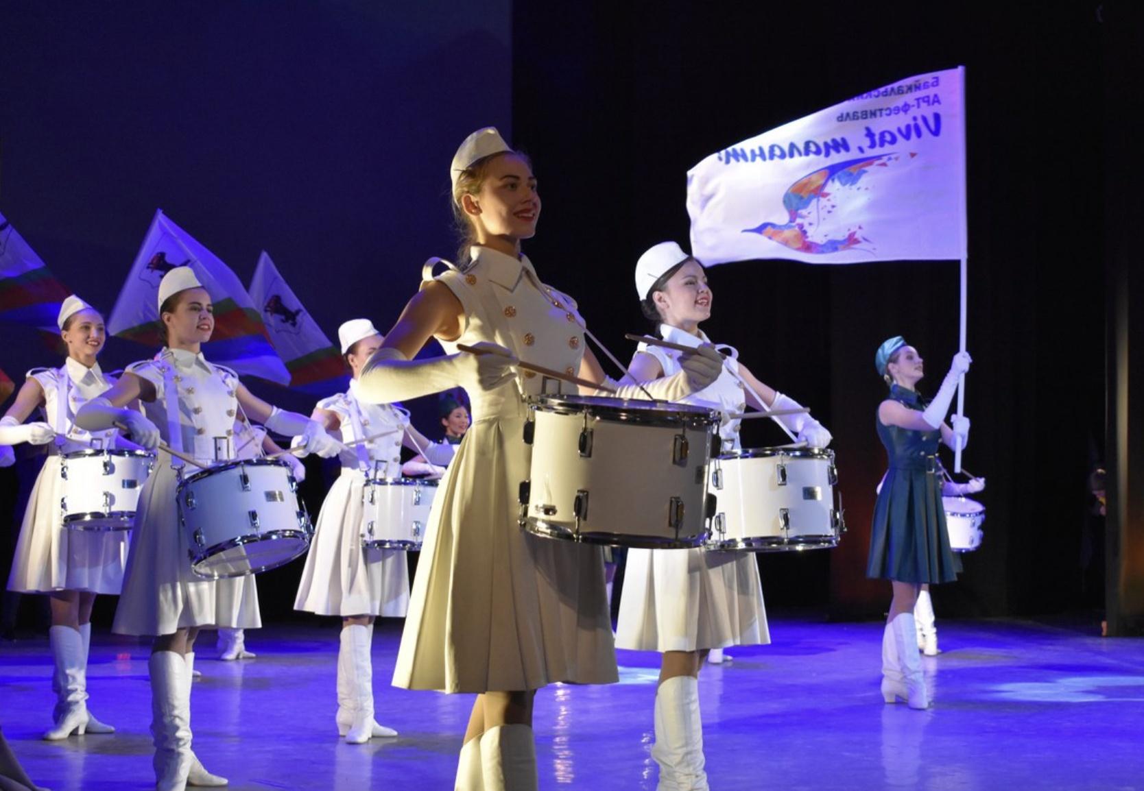 Фестиваль «Vivat, талант!»