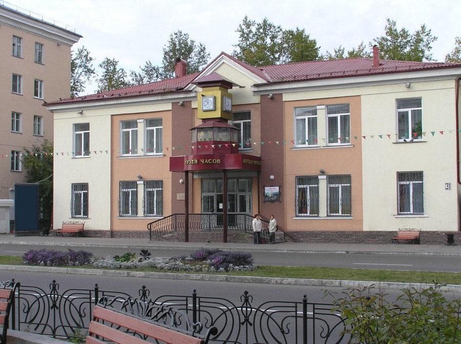 Музей часов в Иркутске