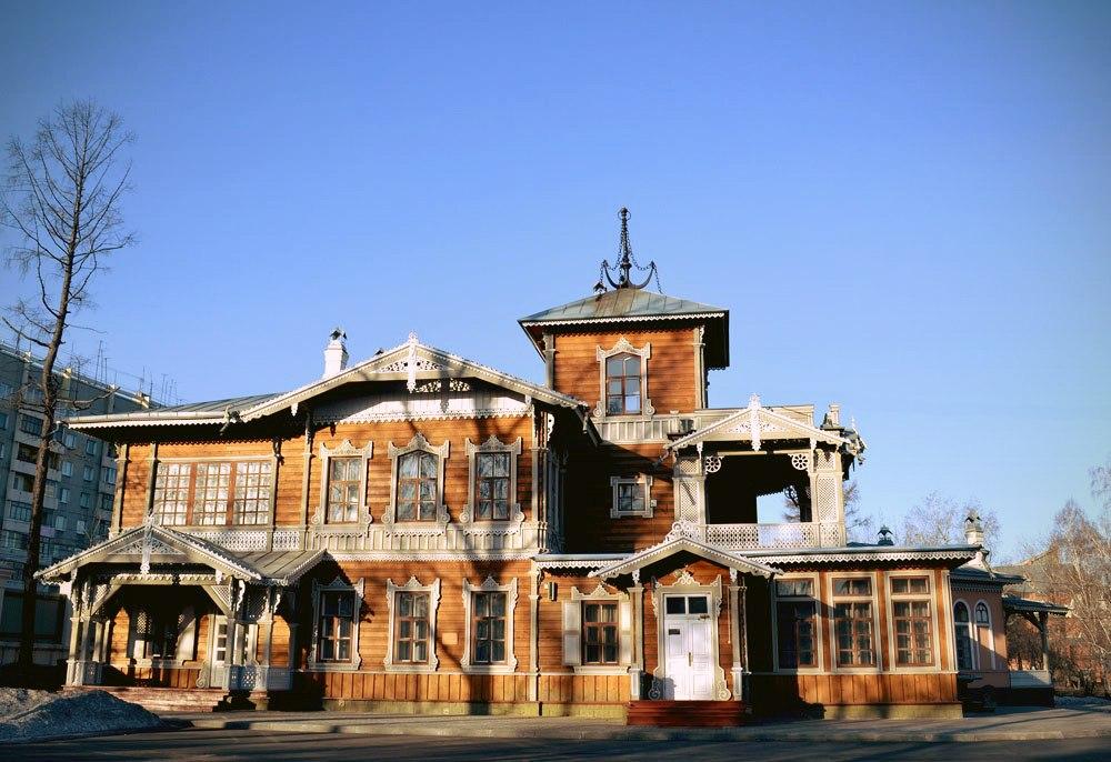 усадьба Сукачева
