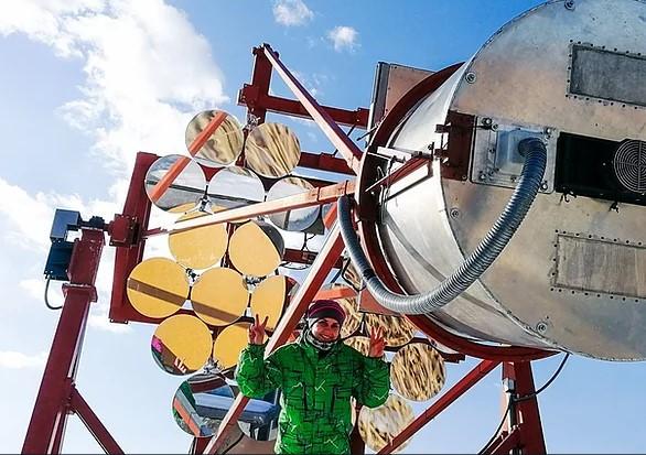 Гамма-обсерватория Тайга