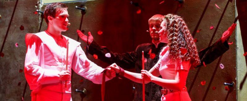 Спектакль «Ромео иДжульетта»