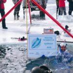 Фридайвер Алексей Молчанов установил новый рекорд Гиннесса на Байкале
