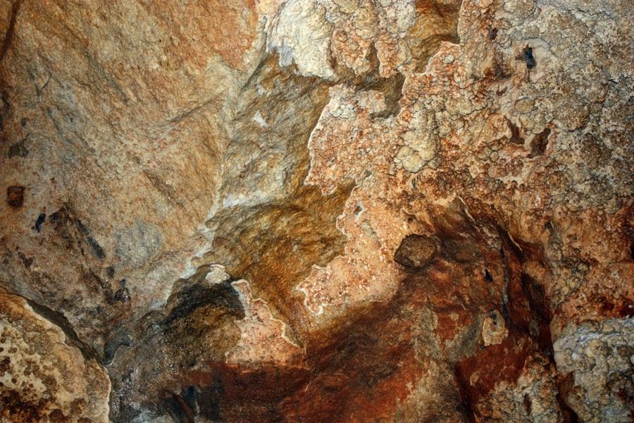 Пещеры Танжерской степи