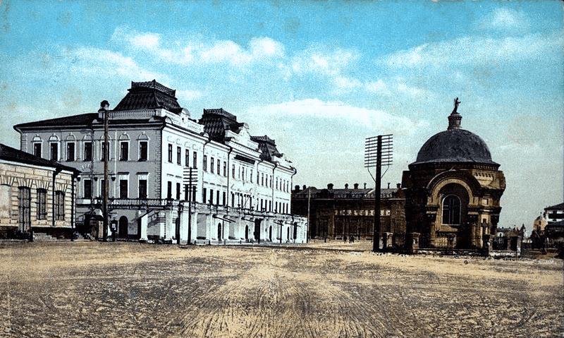 Дом Трапезниковых