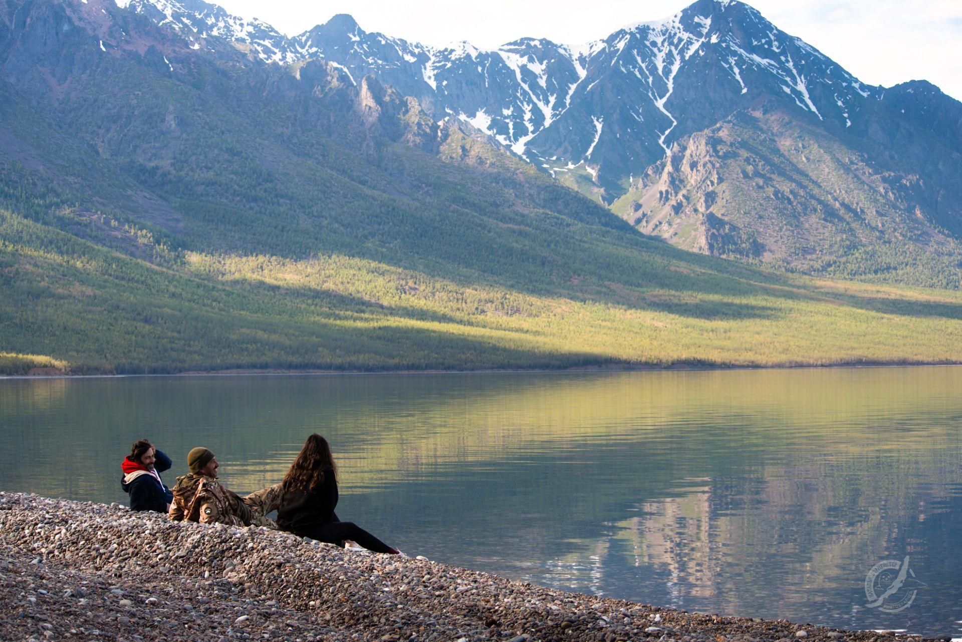 Тур Заповедный Байкал
