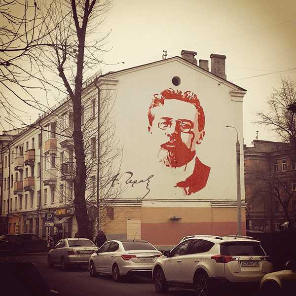 Памятник Чехову появится в Иркутске