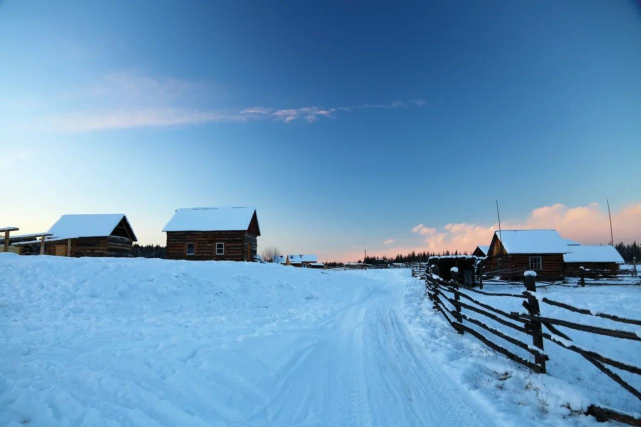 Деревня Чанчур