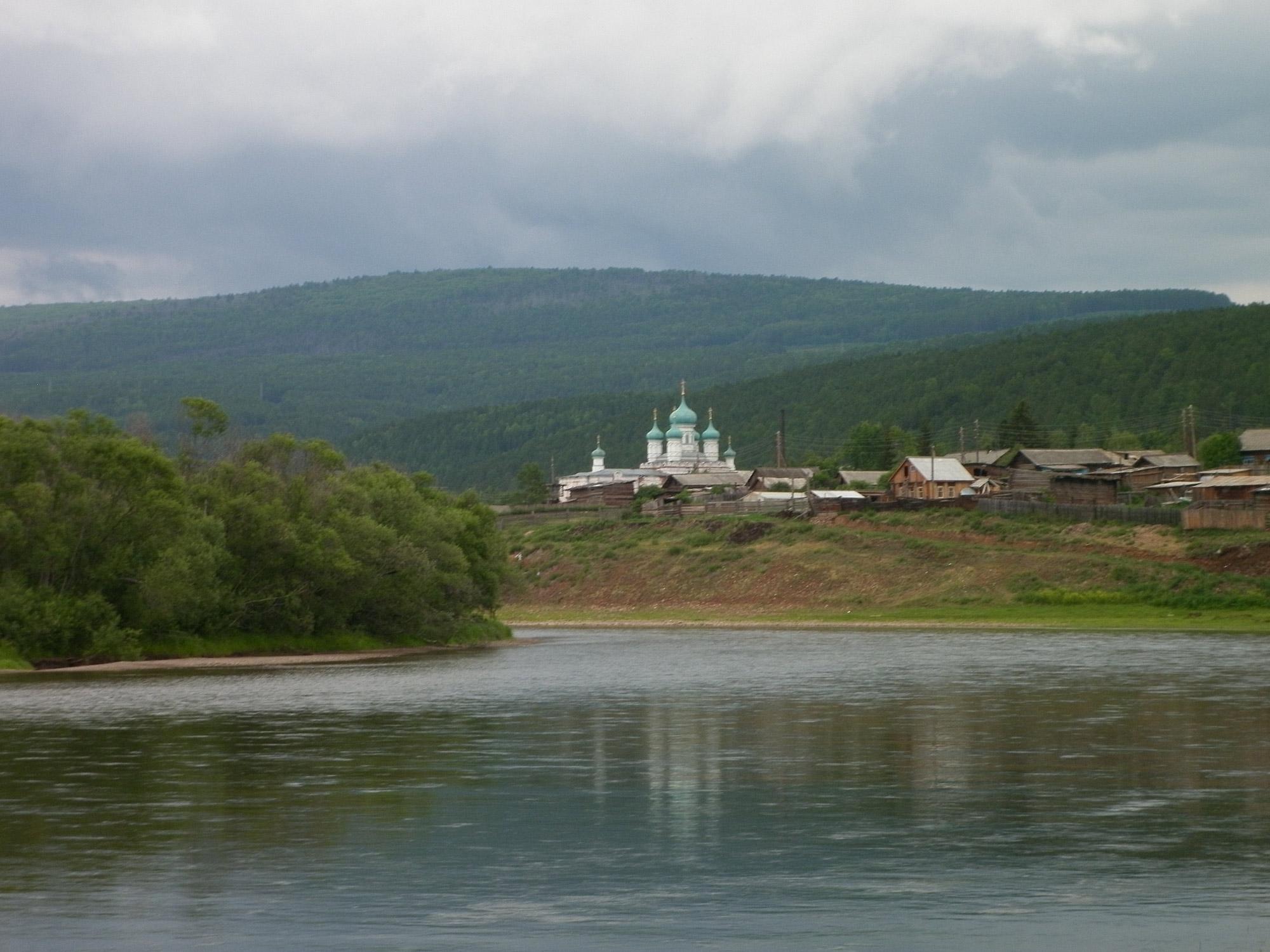 Село Верхнеленск