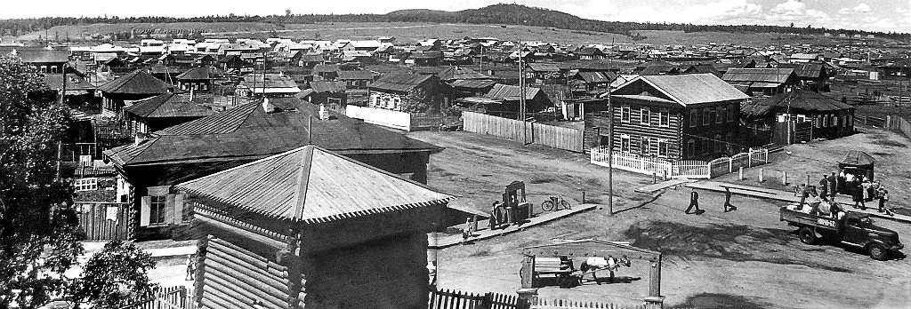 Старый Братск