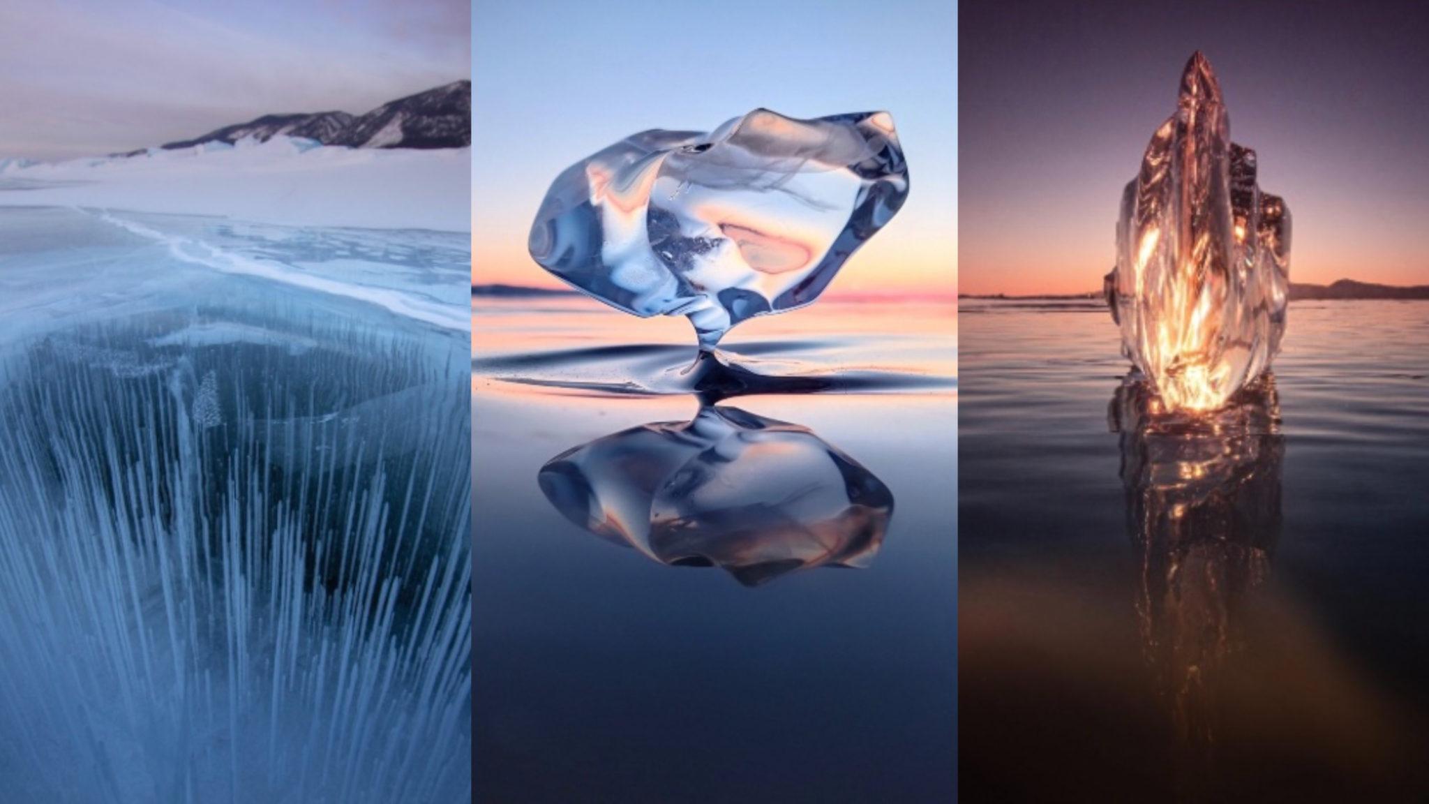 Байкальский лёд, Алексей Трофимов