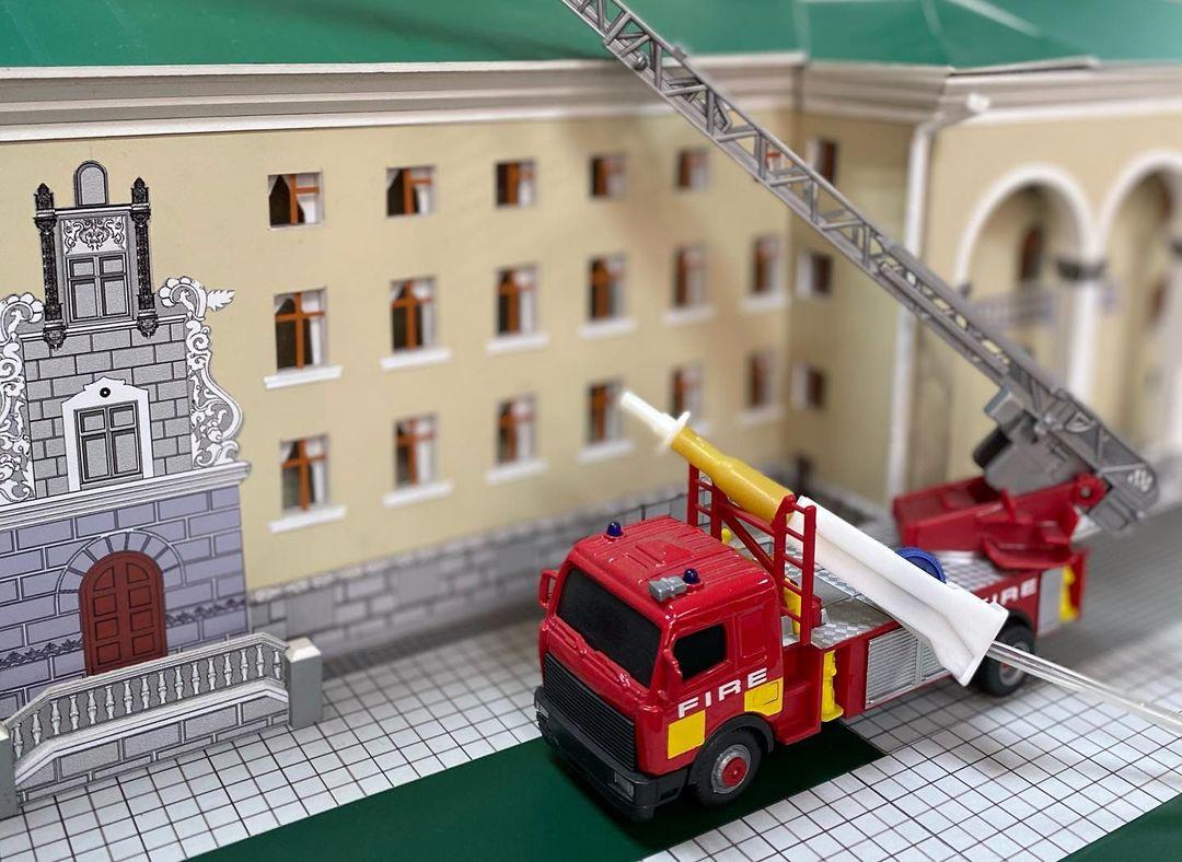 музей пожарных улан-удэ