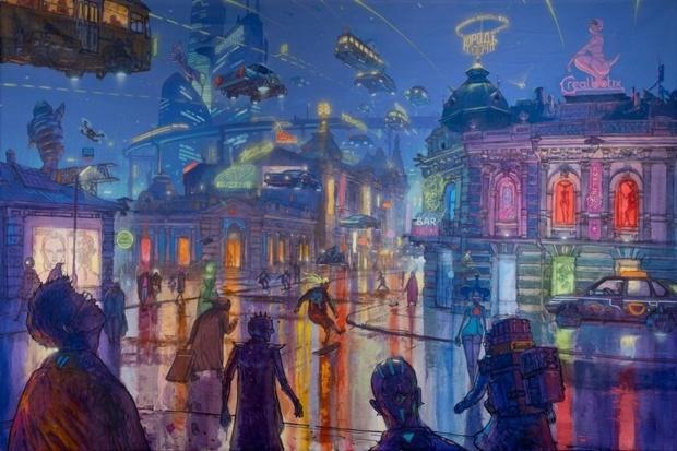 Выставка «Город I»