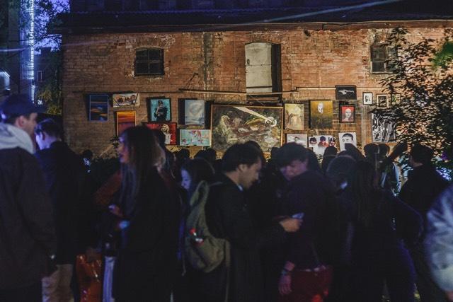 «Ночь в музее» в галерее сибирского искусства