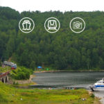 Водная экскурсия «Иркутск — КБЖД — Иркутск»