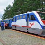 детская железная дорога в Иркутске