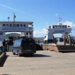Паромная переправа «МРС — остров Ольхон»