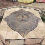 Памятник «Нулевой километр» в Улан-Удэ