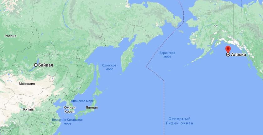 Байкал Аляска