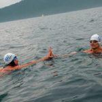 заплыв по Байкалу