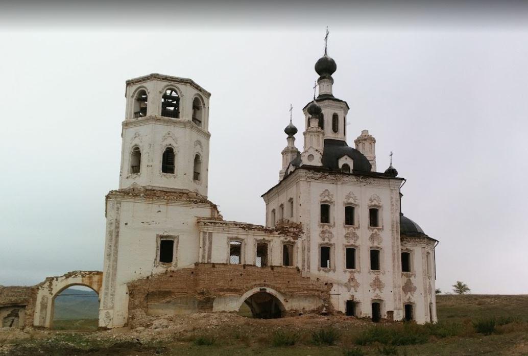 Селенгинский Спасский собор