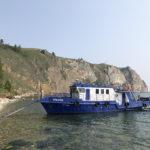 Круиз по Малому Морю на Байкале