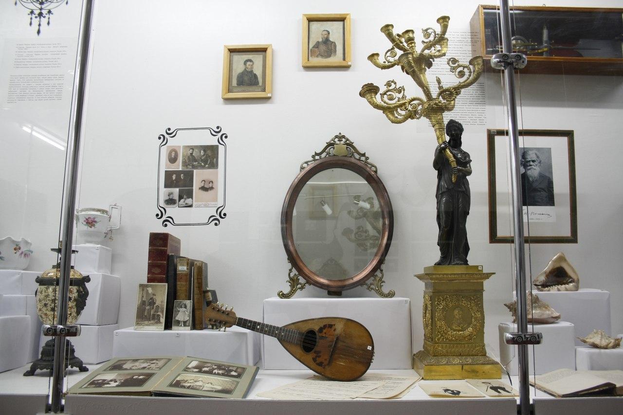 Музей Кяхта