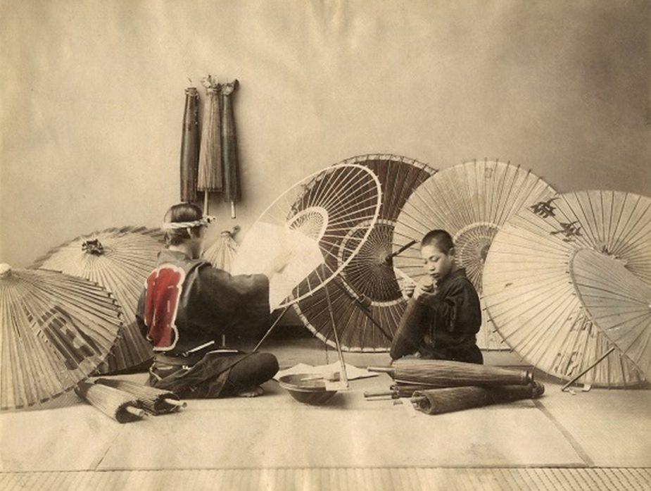 японская фотография
