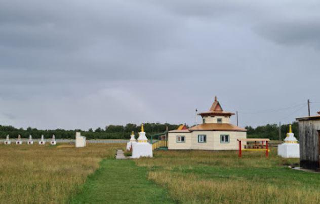 Байкальский дацан