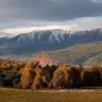 тункинская долина осень