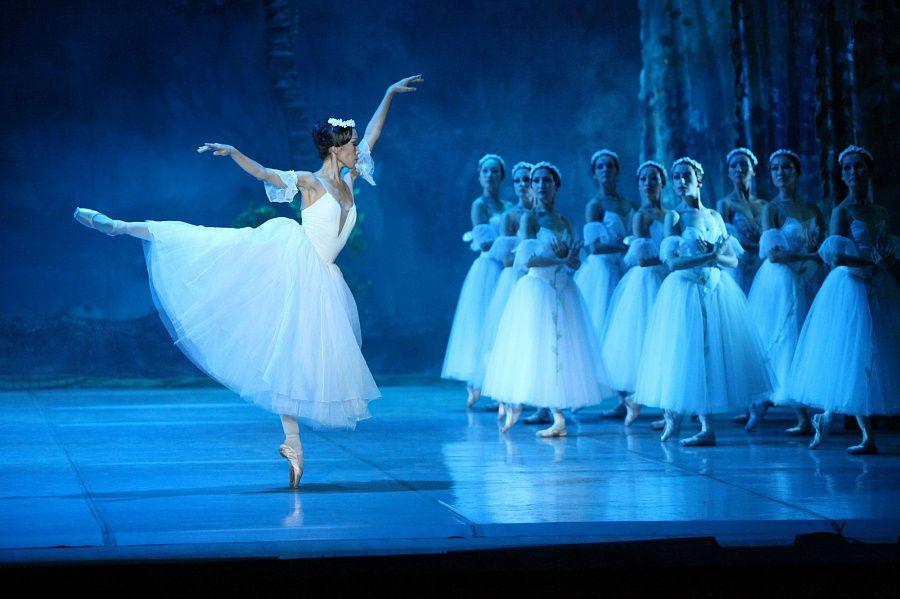 Жизель Бурятский театр оперы и балета