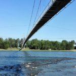 мост Шаманка Шелеховский район