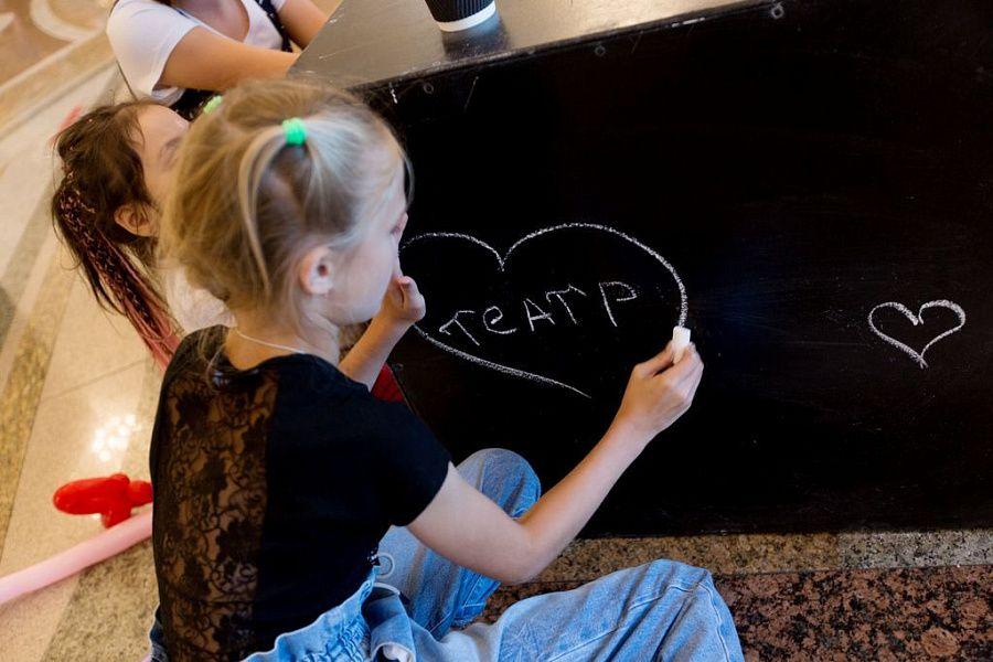 детская студия Бестужева