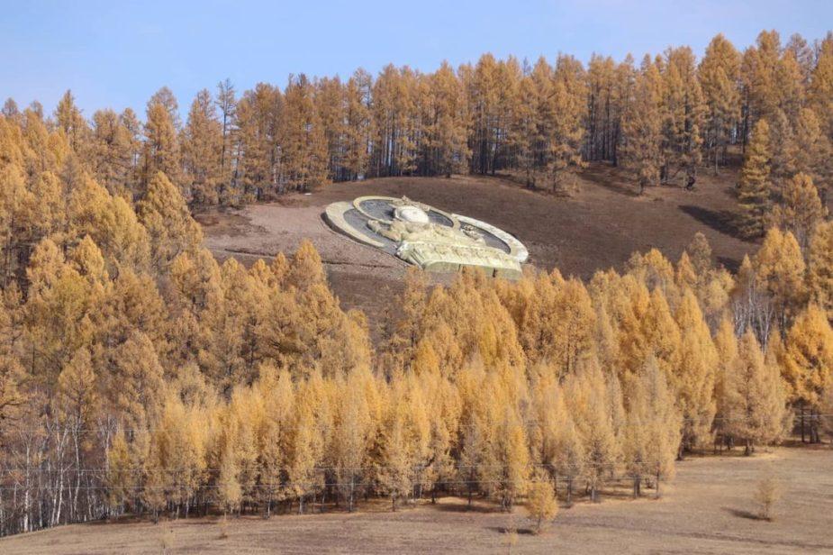 41-метровый Будда