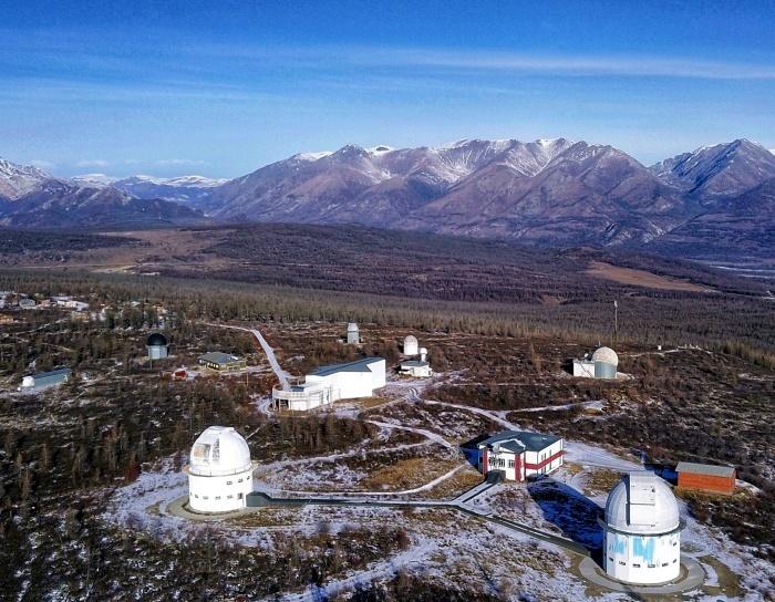 Саянская солнечная обсерватория