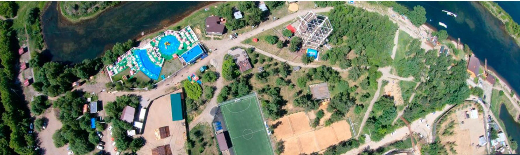 парк поляна